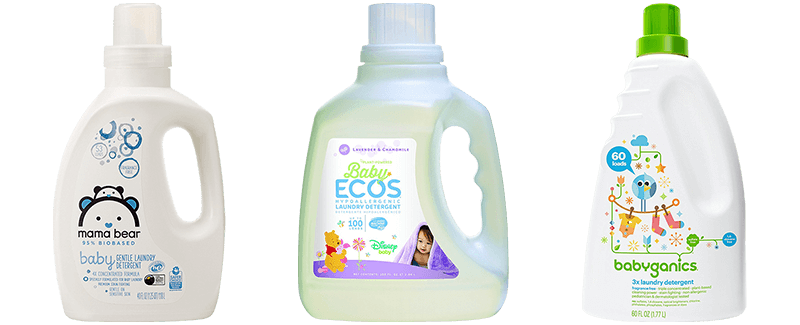 Best Natural Baby Laundry Detergents