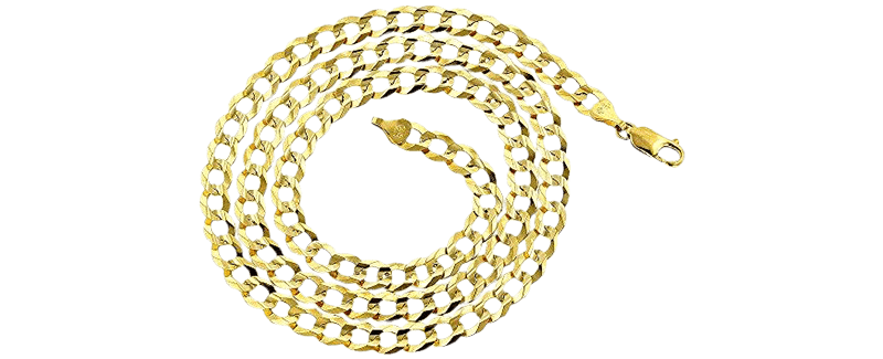 Best Men's Gold Chains for Sale