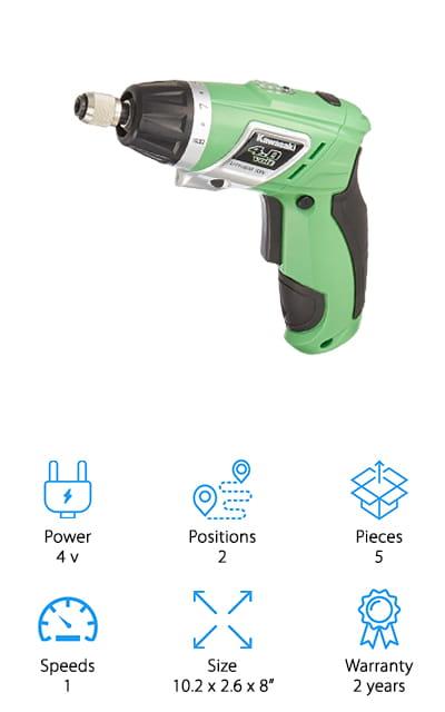 Kawasaki 840889 Screwdriver