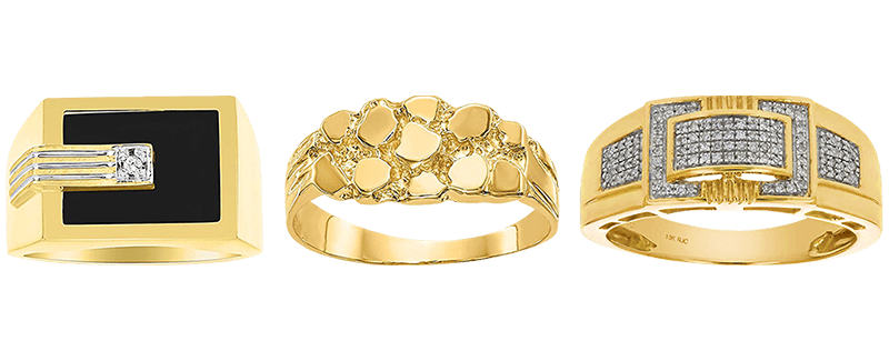 Best Gold Rings for Men