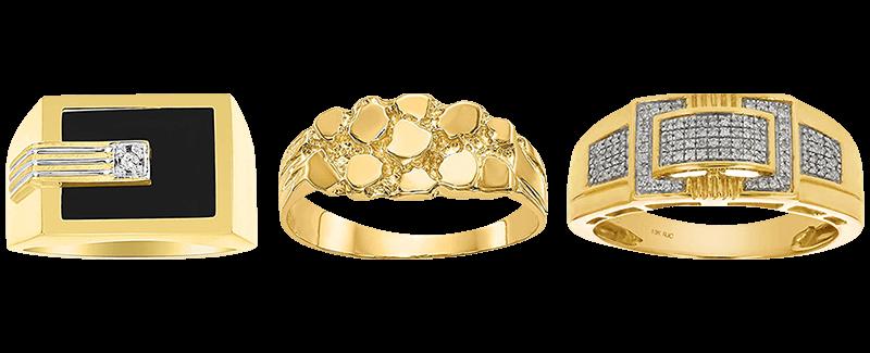Best Gold Rings for Men