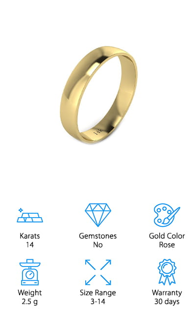 LANDA JEWEL Wedding Ring