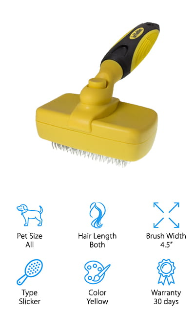 barkOutfitters Slicker Brush