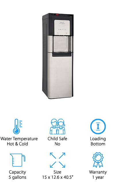 Whirlpool Water Cooler
