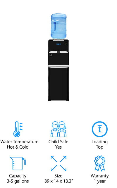 Lago Top Load Water Cooler