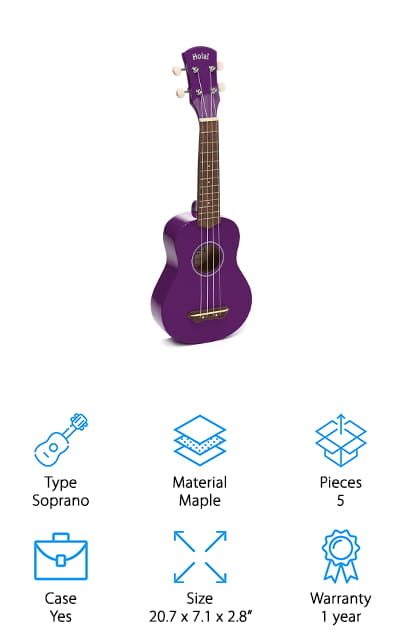 Hola! Music Ukulele Bundle