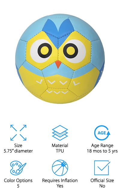 Daball Toddler Soccer Ball
