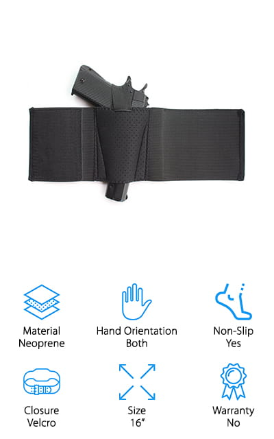 Creatrill Ankle Holster