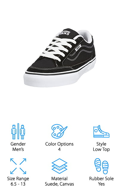 Vans Men's Bearcat Shoes