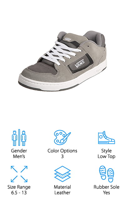 Vans Docket Logo Shoes
