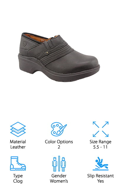 Ariat Steel Toe Safety Clog