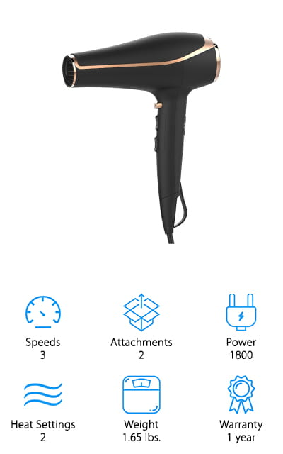 Xtava Ionic Blow Dryer