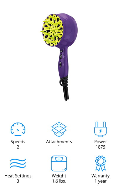 Bed Head Curls Hair Dryer