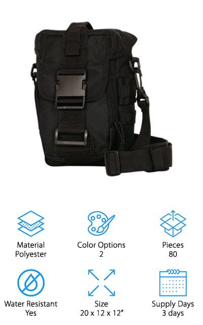 Prepper's Favorite Bug Out Bag