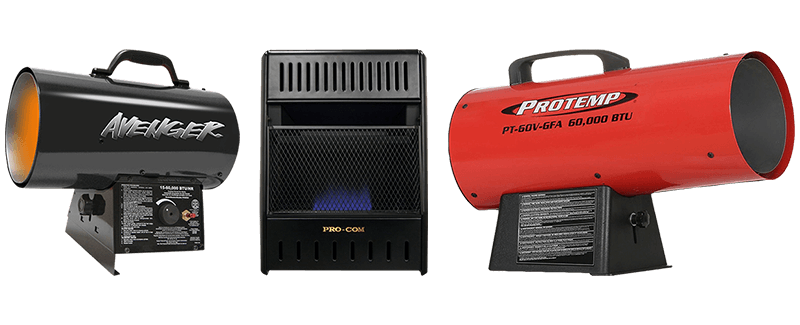 Best Propane Heaters for Garage
