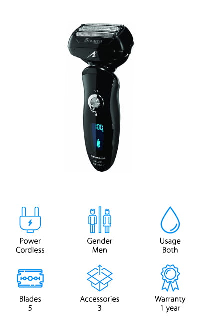 Panasonic Men's Electric Razor
