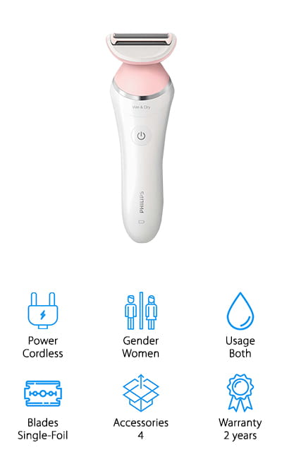 Philips SatinShave Electric Shaver