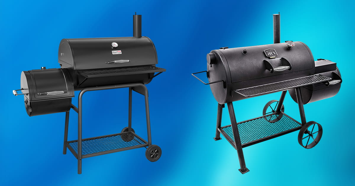 10 Best Offset Smokers 2019 [Buying Guide] – Geekwrapped