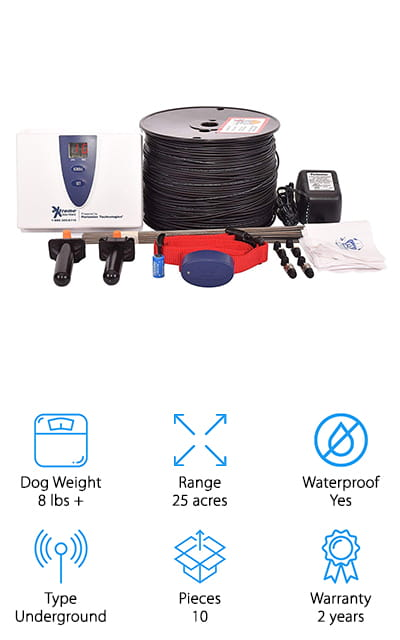 Extreme Dog Fence Kit