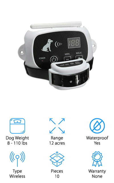 CarePetMost Wireless Dog Fence