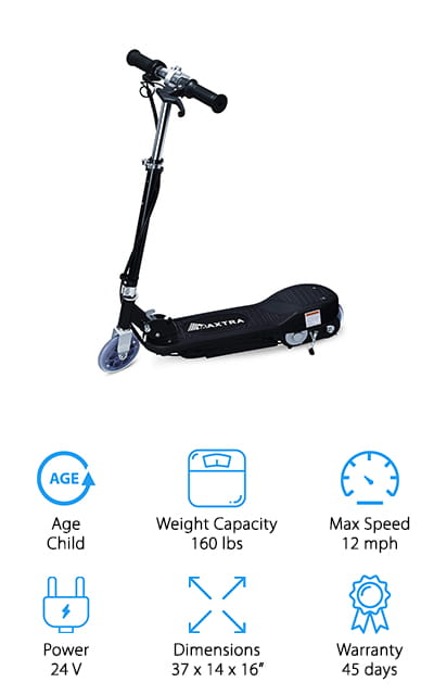 Maxtra E100 Electric Scooter