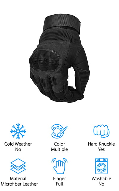 Reebow Tactical Military Gloves