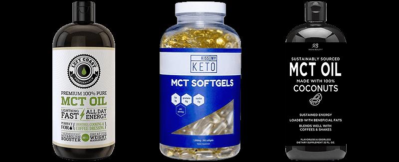 Best MCT Oils for Keto