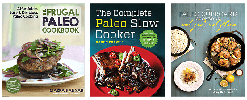Best Paleo Recipe Cookbooks