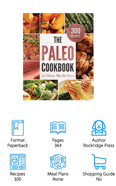 The Paleo Cookbook