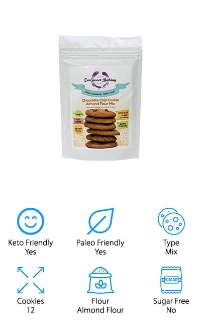 ZenSweet Almond Flour Cookie Mix