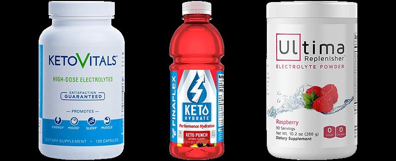 Best Keto Diet Electrolytes