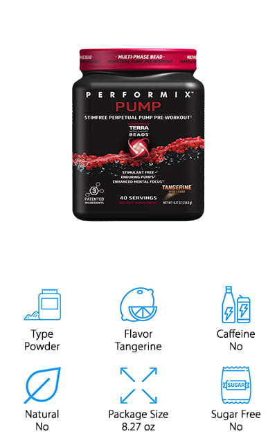 Performix Pump Pre-Workout