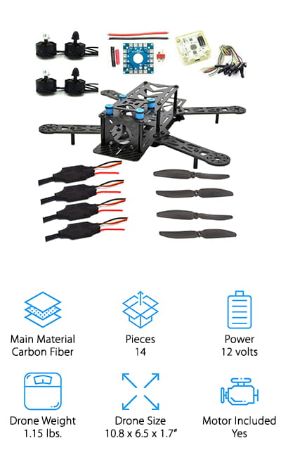 Best DIY Build a Drone Kits