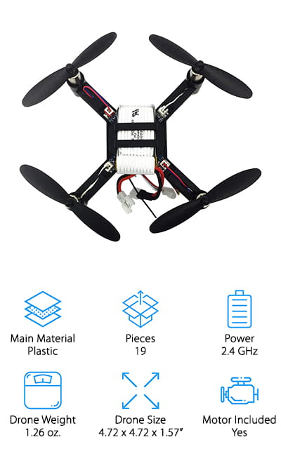 Go On 123 Drone Building Kit