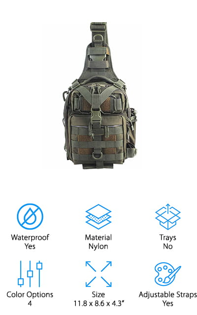 BLISSWILL Tackle Bag