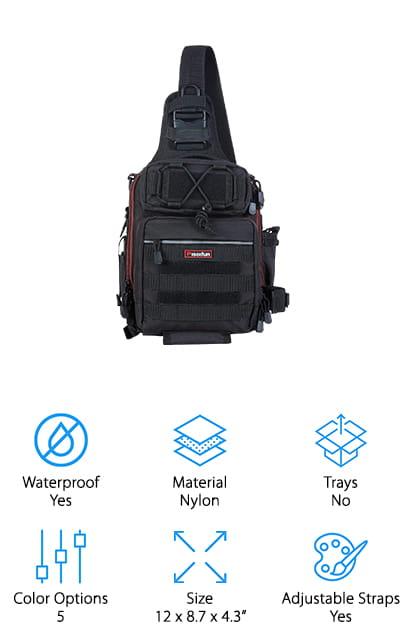 Piscifun Tackle Bag