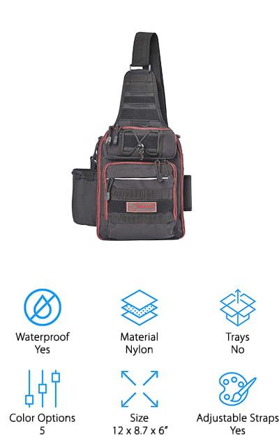 Fiblink Tackle Backpack