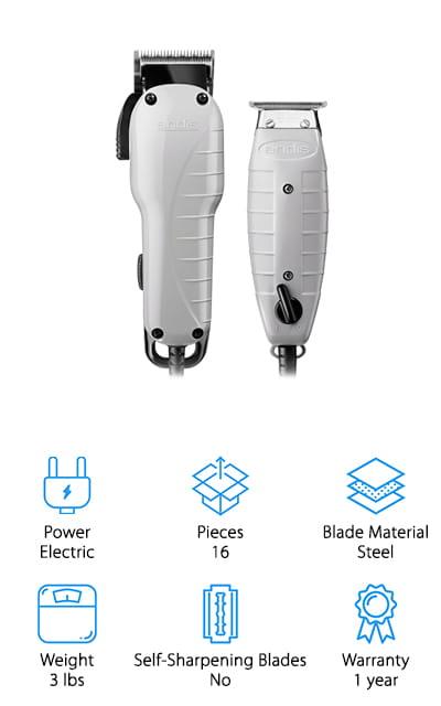 Andis Barber Combo Kit