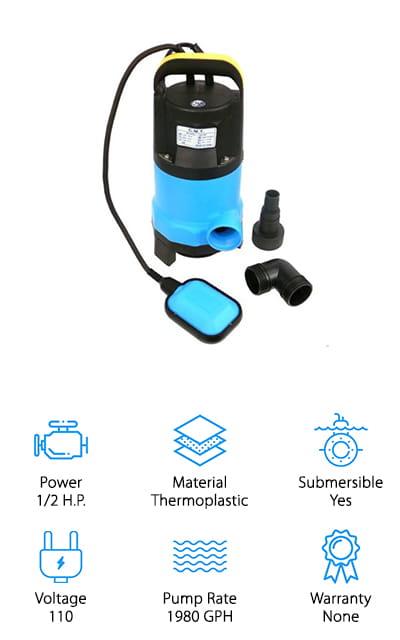 C.M.T. Industrial Pump