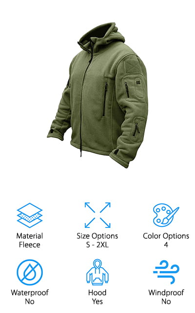 ReFire Gear Tactical Jacket