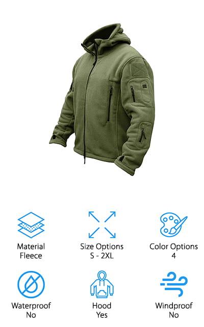 ReFire Gear Tactical Jacket