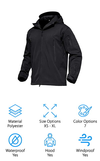 MAGCOMSEN Tactical Army Jacket