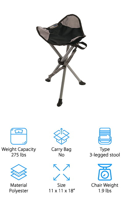 TravelChair Slacker Chair