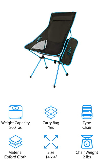 G4Free Portable Chair