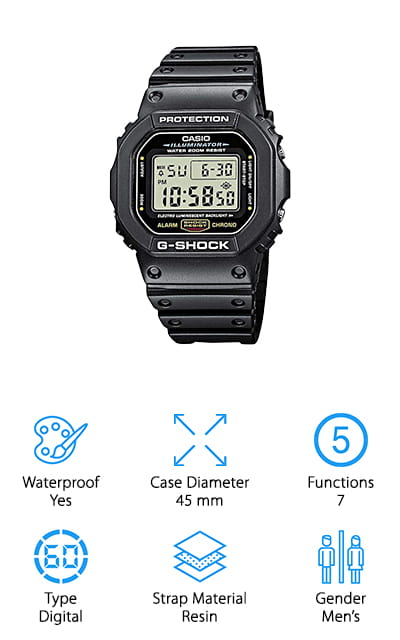 Best G Shock Watches