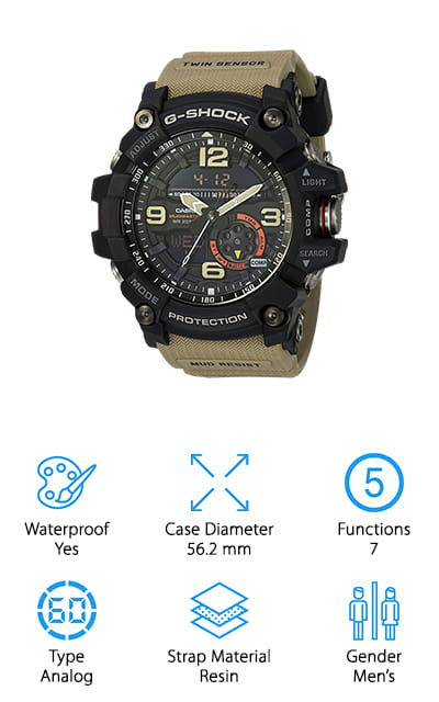 G-Shock GG-1000-1A5CR Watch