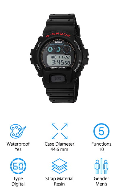 G-Shock DW6900-1V Watch