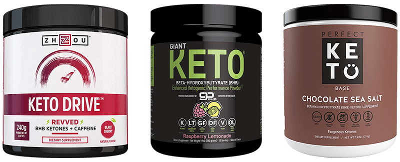 Best Exogenous Ketone Powders