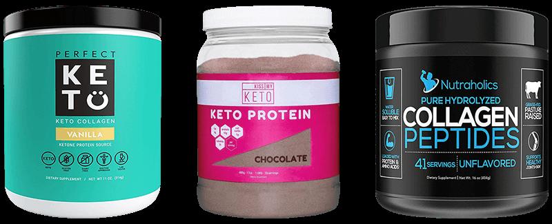 Best Keto Friendly Protein Powders