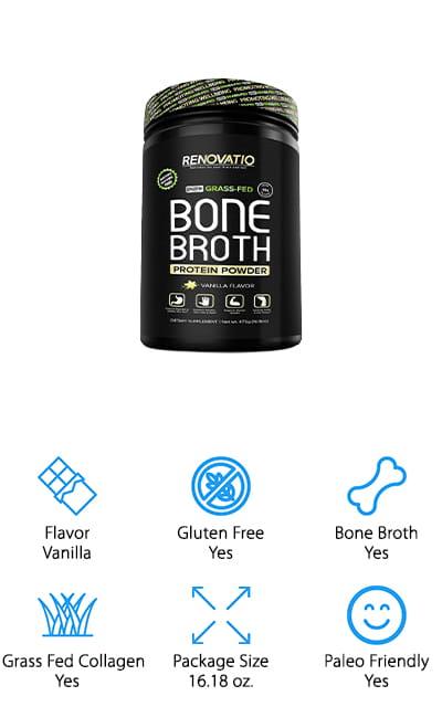 RENOVATIO Protein Powder